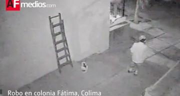 Colima, 'La Villa' y Mzllo, con más robos a casa habitación sin violencia en julio-agosto