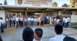 U de Colima informa que se realizaron protocolos por amenaza de bomba en Bachillerato 5
