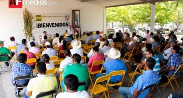 Candidatos a la Gubernatura presentan propuestas sobre el campo a productores rurales