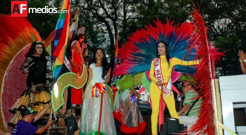 Mayo, mes contra la homofobia y la transfobia en Colima