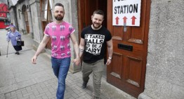 Irlanda vota sobre el matrimonio gay