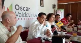Oscar Valdovinos presenta estrategias para la renovación urbana de Colima