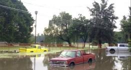 Más de cien viviendas inundadas en Guadalajara por fuerte lluvia