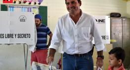 """""""Momento de votar por el futuro"""": Leoncio Morán"""