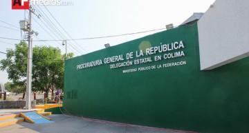 PGR Colima obtiene cuatro sentencias condenatorias por portación de arma de fuego