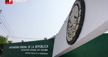 Eventual cambio de delegado de la PGR en Colima