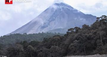 PC Nacional incumple con envío de equipos de monitoreo para el Volcán de Colima
