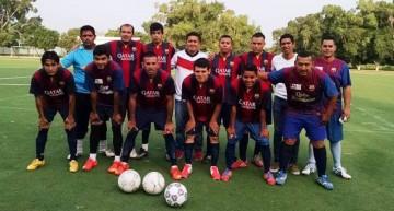 Barcelona goleó 8-1 a Villa de Álvarez en jornada 1 de Primera Fuerza