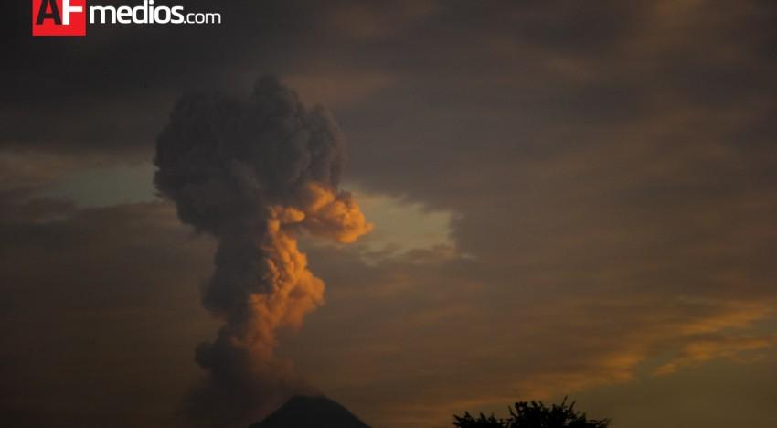 Buenos días volcán…