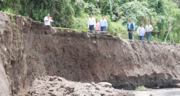 Sedur y SCT reconstruirán tramo carretero La Becerrera-San José del Carmen