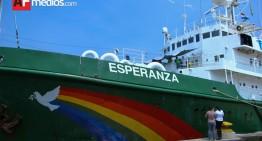 GreenPeace lanza alerta nacional desde Manzanillo por apagón analógico