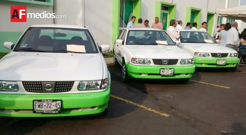 Coespris recibe vehículos