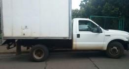 Fuerza Única Jalisco localiza una camioneta que transportaba combustible al parecer robado