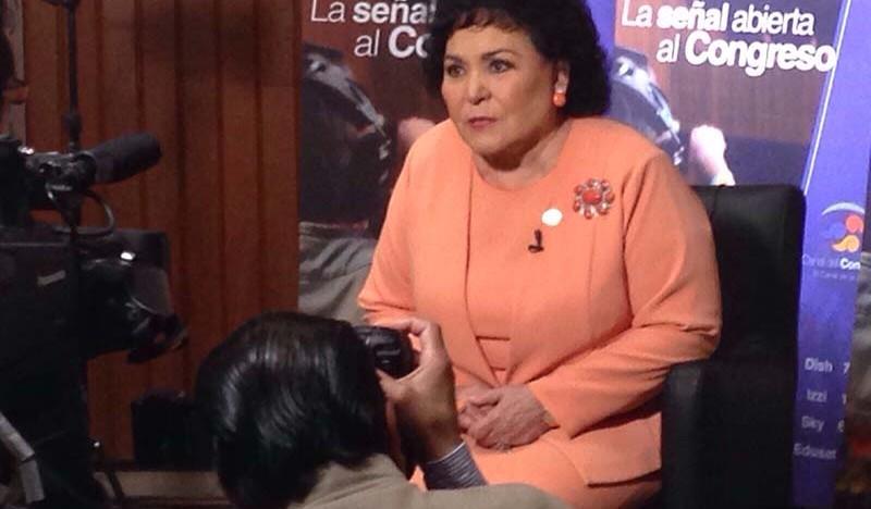 Carmelita Salinas diputada