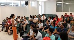 """Capacitan a participantes del programa """"Cultura por la paz"""", en Manzanillo"""