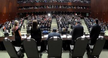 Nueva Legislatura Federal instalada con siete colimenses