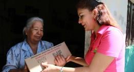 Presidenta del DIF Municipal Colima otorga despensas y atención integral en zona rural y urbana