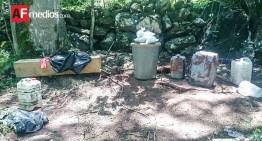 Balaceras, plantíos y narcococina destruida, saldo de operativo de Sedena en Jalisco y Michoacán