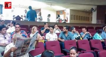 Empresarios esperan votación para elegir al nuevo auditor superior de Colima
