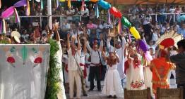 En Suchitlán celebran a los pueblos indígenas de Colima