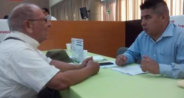 Ofrecen 185 vacantes para discapacitados y adultos mayores