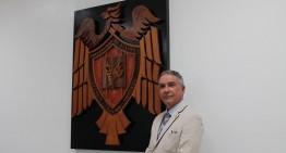 Rinden homenaje a Juan Alonzo Livas, por 32 años de carrera