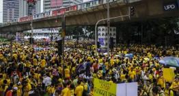 Protesta masiva en Malasia exige renuncia de primer ministro