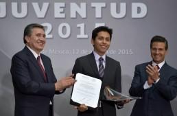"""Convocatoria del """"Premio Nacional de la Juventud 2017"""" cierra el 5 de mayo"""