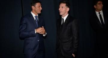 Lionel Messi y Célia Šašić fueron nombrados los mejores futbolistas de la UEFA 2014-2015