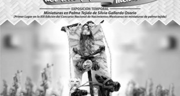 """Se expondrá """"La miniatura -creaciones lúdicas del arte popular mexicano"""""""