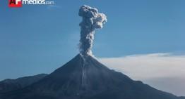 Volcán de Colima seguirá expulsando material piroclástico: investigador