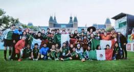 México gana la Homeless World Cup Asterdam 2015 en varonil y femenil