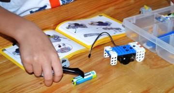 Gratis en Colima, taller de Robótica para niños