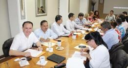 Diputados y Consejo Ciudadano entrevistan aspirantes a presidir CEDH
