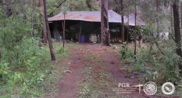 PGR desmantela laboratorio clandestino y una tonelada de marihuana en Jalisco