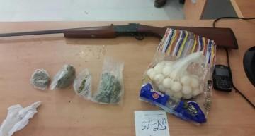 Fuerza Única detiene a tres presuntos vendedores de huevo de tortuga