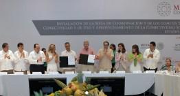 'México Conectado', ¿ha conectado, Colima?