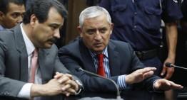 Congreso acepta la renuncia de Otto Pérez Molina
