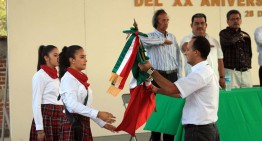 Festeja Bachillerato 29 vigésimo aniversario de formar jóvenes con valores