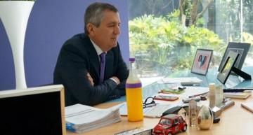 Jorge Vergara sufre accidente vial en Guadalajara