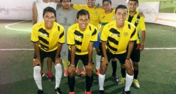 Actual campeón y subcampeón avanzaron en el Torneo de Futbol Rápido 'Ponte al 100'