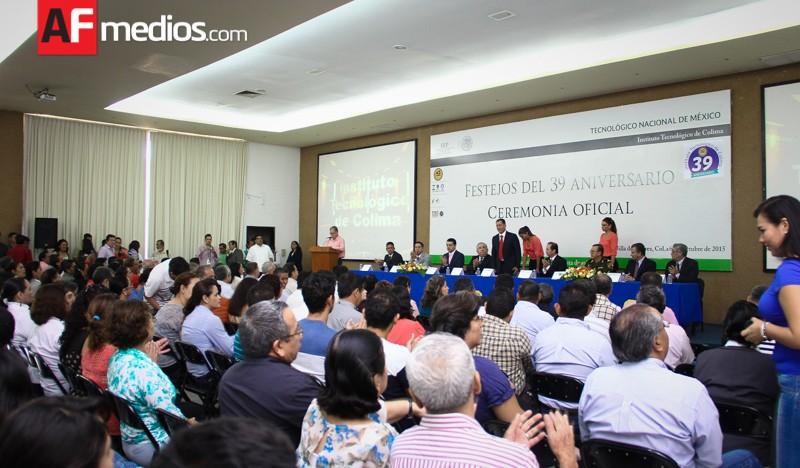 39 aniversario del Tec de Colima
