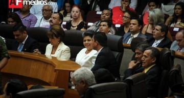 Diputados únicos 'excluidos' de las decisiones del Congreso local