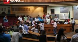 PAN presenta terna son: Dueñas, Michel y Becerra; no lo hicieron ante el pleno del Congreso