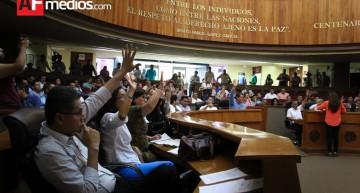 """""""Es normal que haya mayoría panista en el Congreso"""": Gobernación"""