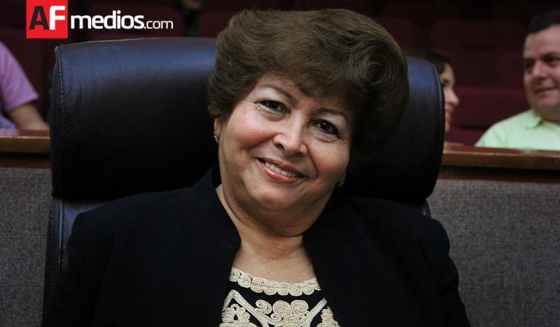 Martha Meza, nueva diputada local