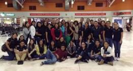 Asisten alumnos de la UdeC a Congreso Internacional de Animación Sociocultural