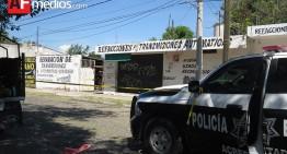 Movilización por detonaciones en Colonia La Virgencita