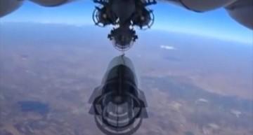 Aviones rusos bombardean objetivos del Estado Islámico en ciudades sirias