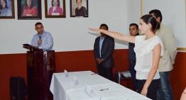 Karen Lozano rinde protesta como Presidenta del Sistema DIF Zapotlán